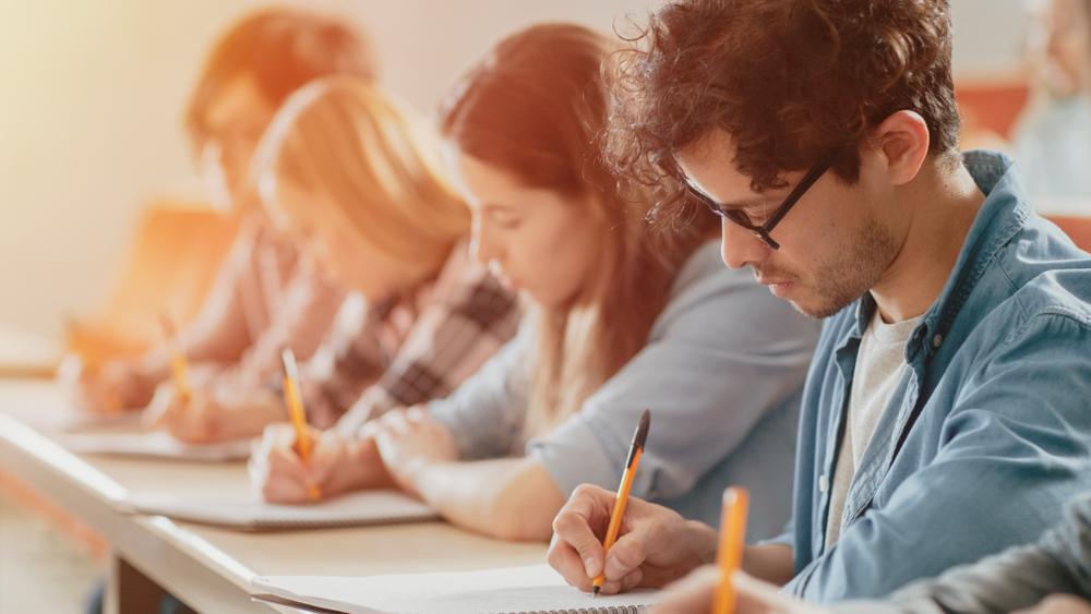 Overcoming exam stress is key to good performance