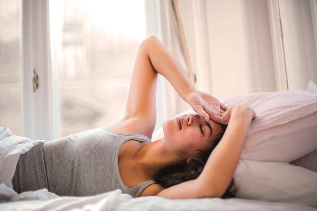 Getting undisturbed sleep helps you sleep better with more REM sleep