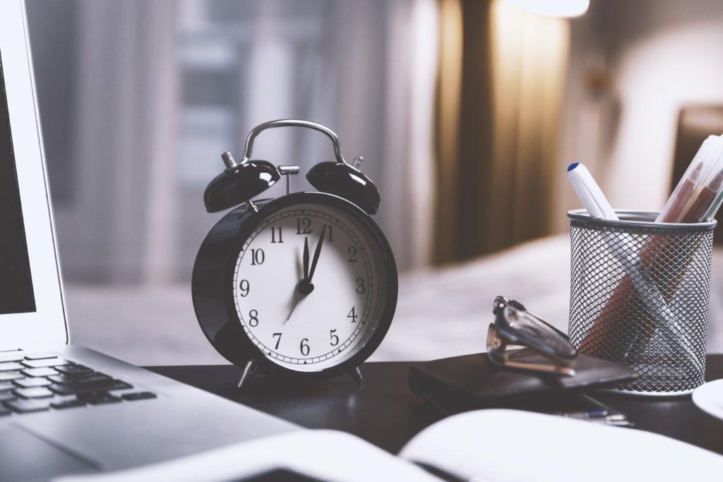 The Pomodoro technique will help you boost productivity.